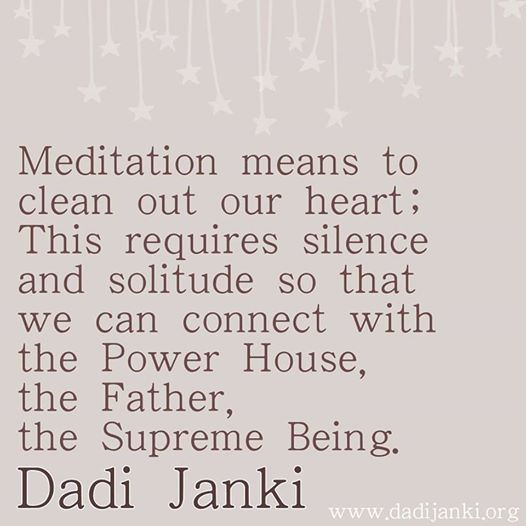 Meditation by Shivani