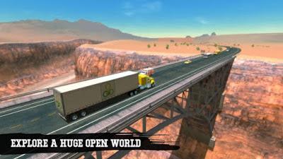 لعبة Truck Simulation 19 كاملة للأندرويد