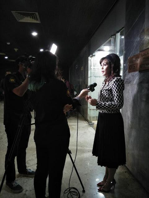 Inilah Sosok Cantik Rooslynda Marpaung Anggota DPR RI, Ditetapkan KPK Tersangka Kasus Gatot