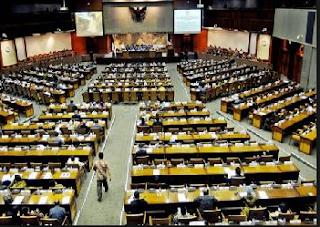 Lembaga - Lembaga Negara Republik Indonesia Menurut UUD NKRI Tahun 1945 Paling Lengkap