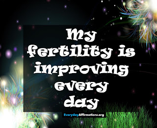 Fertility and Conception Affirmations4