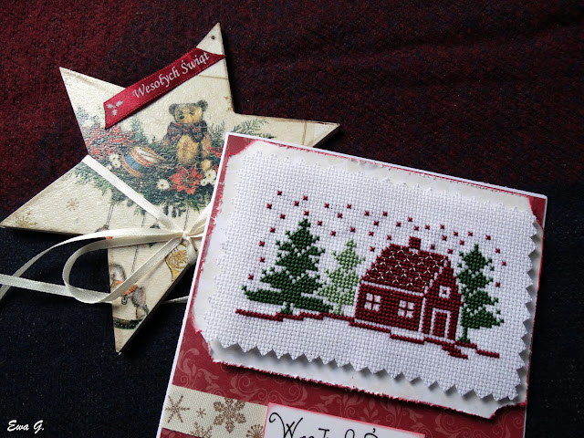 Kartki Boże Narodzenie 2017 - grudzień