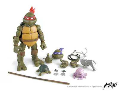 Teenage Mutant Ninja Turtles Donatello 1/6 Scale Collectible Figure by Mondo