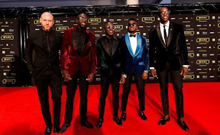 Kenya award winning to release songs with Davido, Adekunle Gold, Tiwa Savage, others