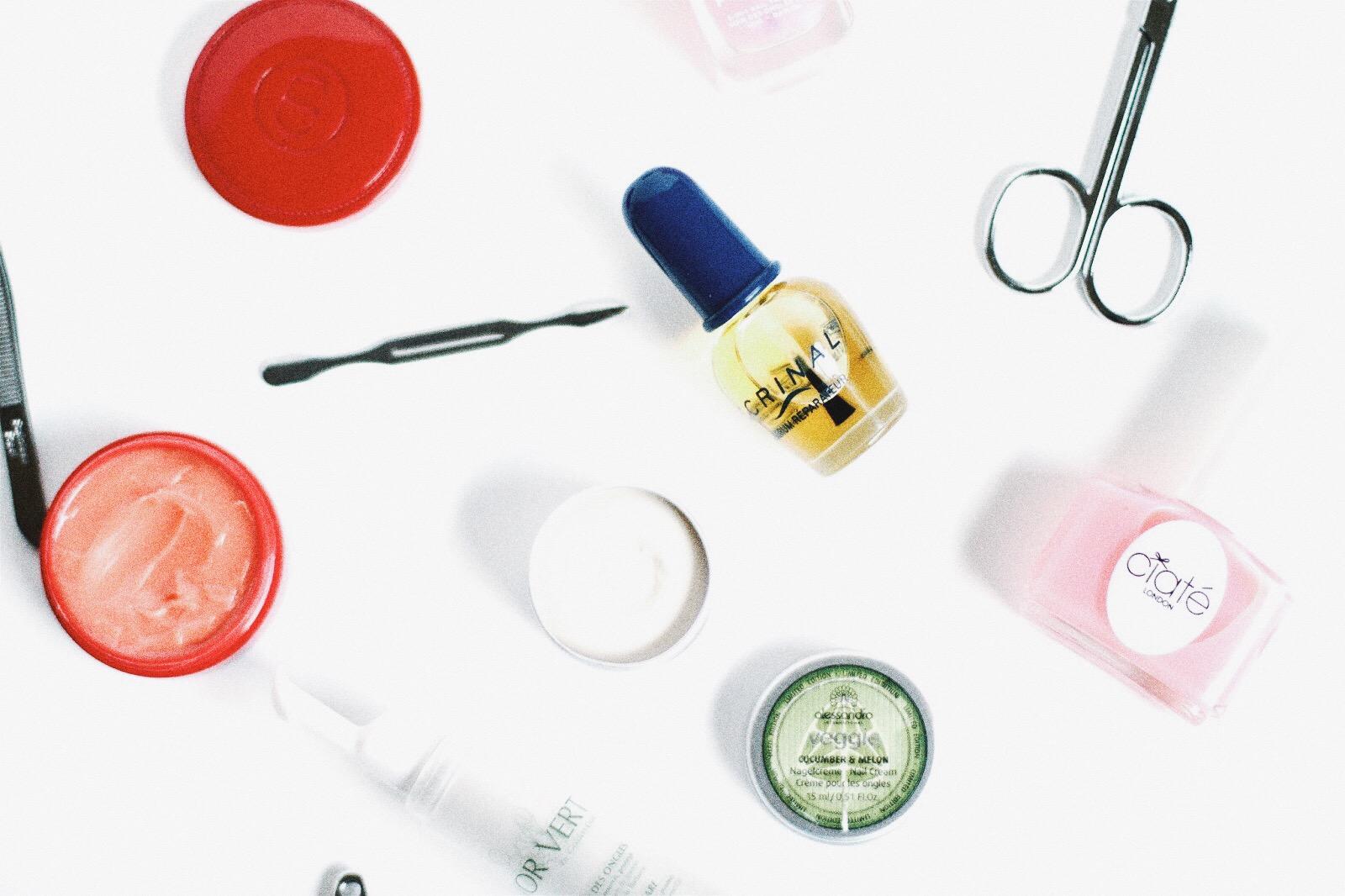 soin traitement de l'ongle creme huile masque hydratants avis test