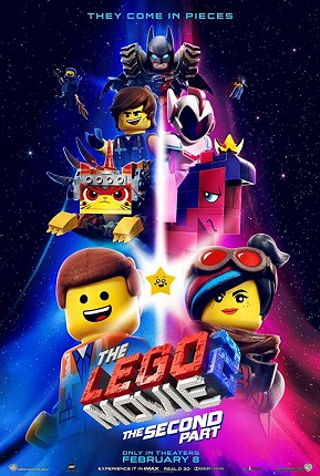 The Lego Movie 2 The Second Part 2019 English 999MB BRRip ESubs 720p