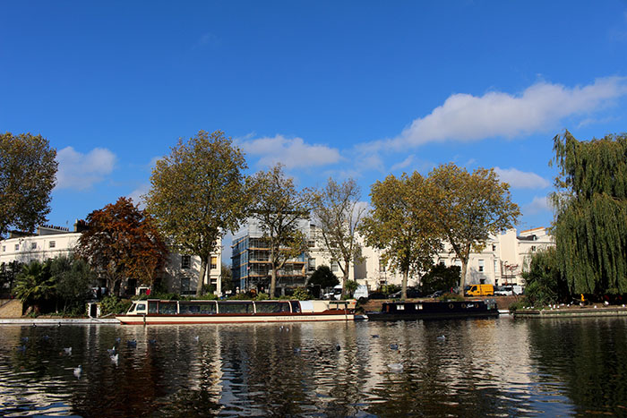 Little venise, London, Londres, péniche, Italie, houseboat, park, Boat, Small boat, Paddington