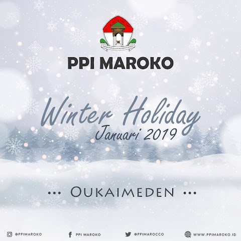 Winter Trip PPI Maroko 2019 (Oukaimden)
