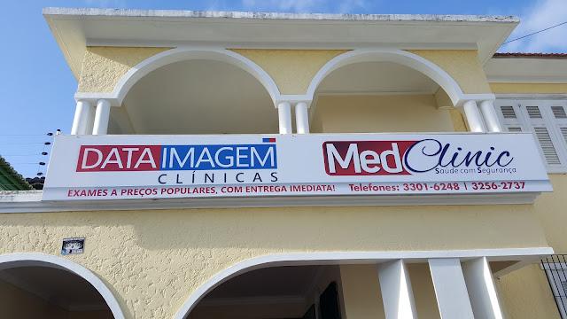DATAIMAGEM: A clínica de diagnóstico por Imagem do Maranhão