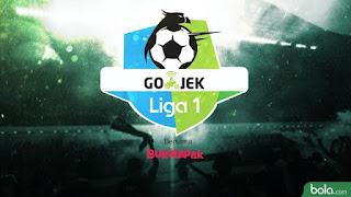 Jadwal Liga 1 Minggu 22 April 2018 - Siaran Langsung Indosiar