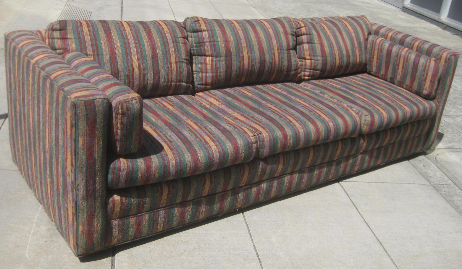 70s Sofa Bernhardt London Club Price Uhuru Furniture And Collectibles Sold Sizzling 3970s