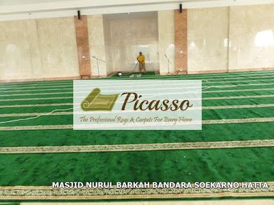 Toko Karpet Untuk Masjid, Karpet Sajadah, Karpet Untuk Masjid