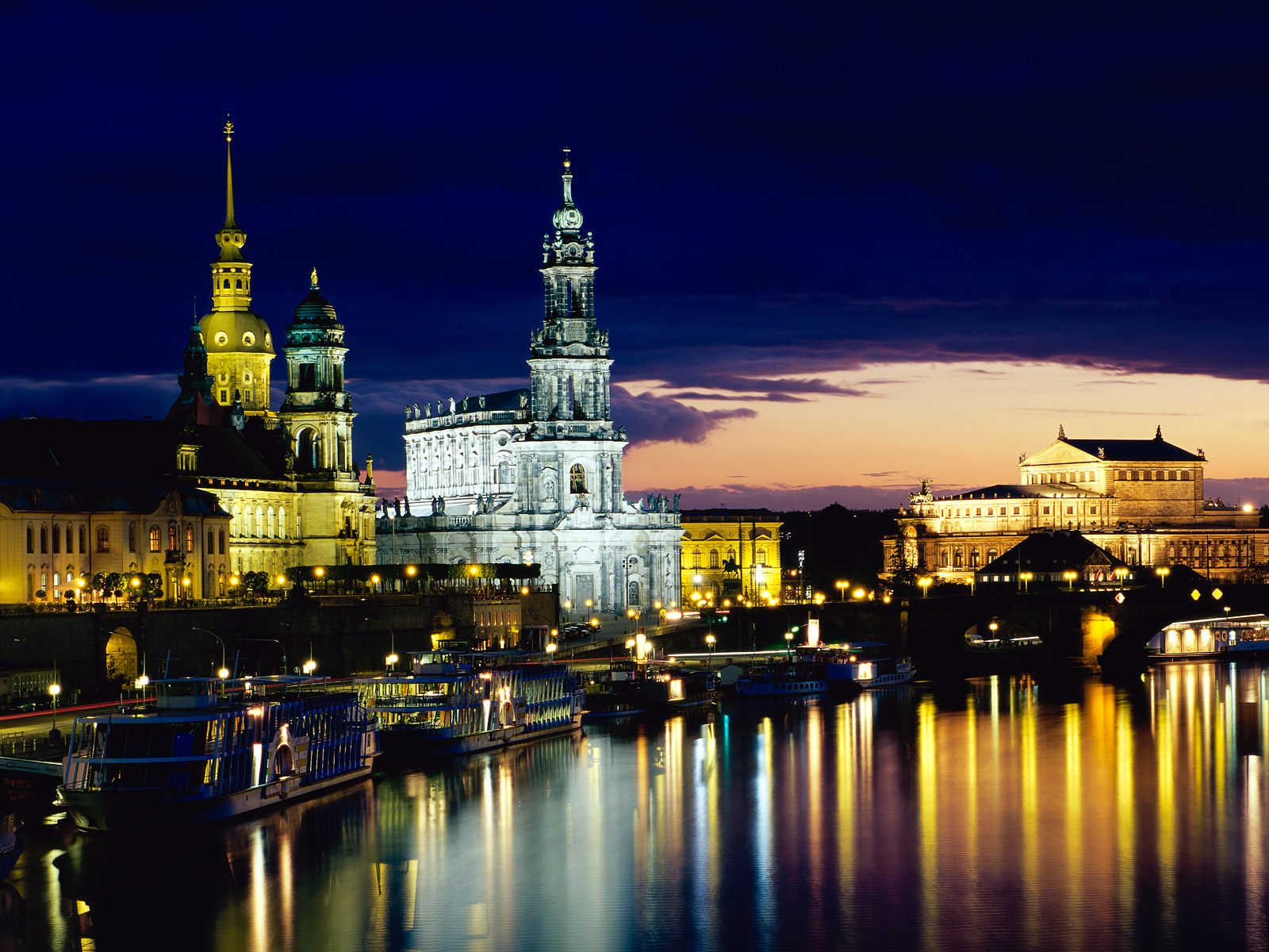 TOP WORLD TRAVEL DESTINATIONS: Dresden, Germany