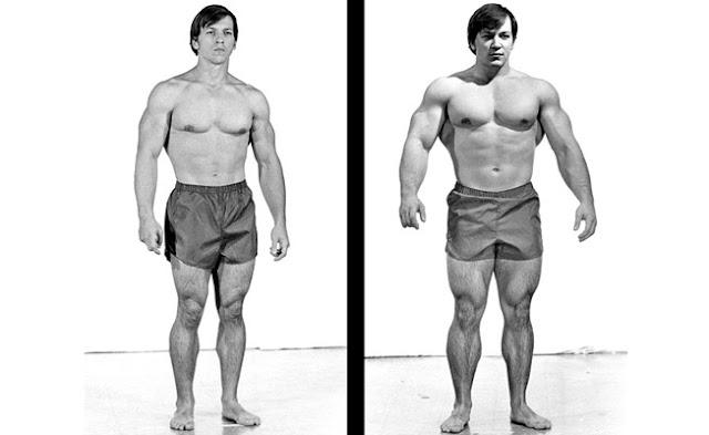 El Colorado Experiment: cuando un culturista ganó 28 kilos de puro músculo en 28 días