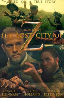 Sinopsis The Lost City of Z 2016