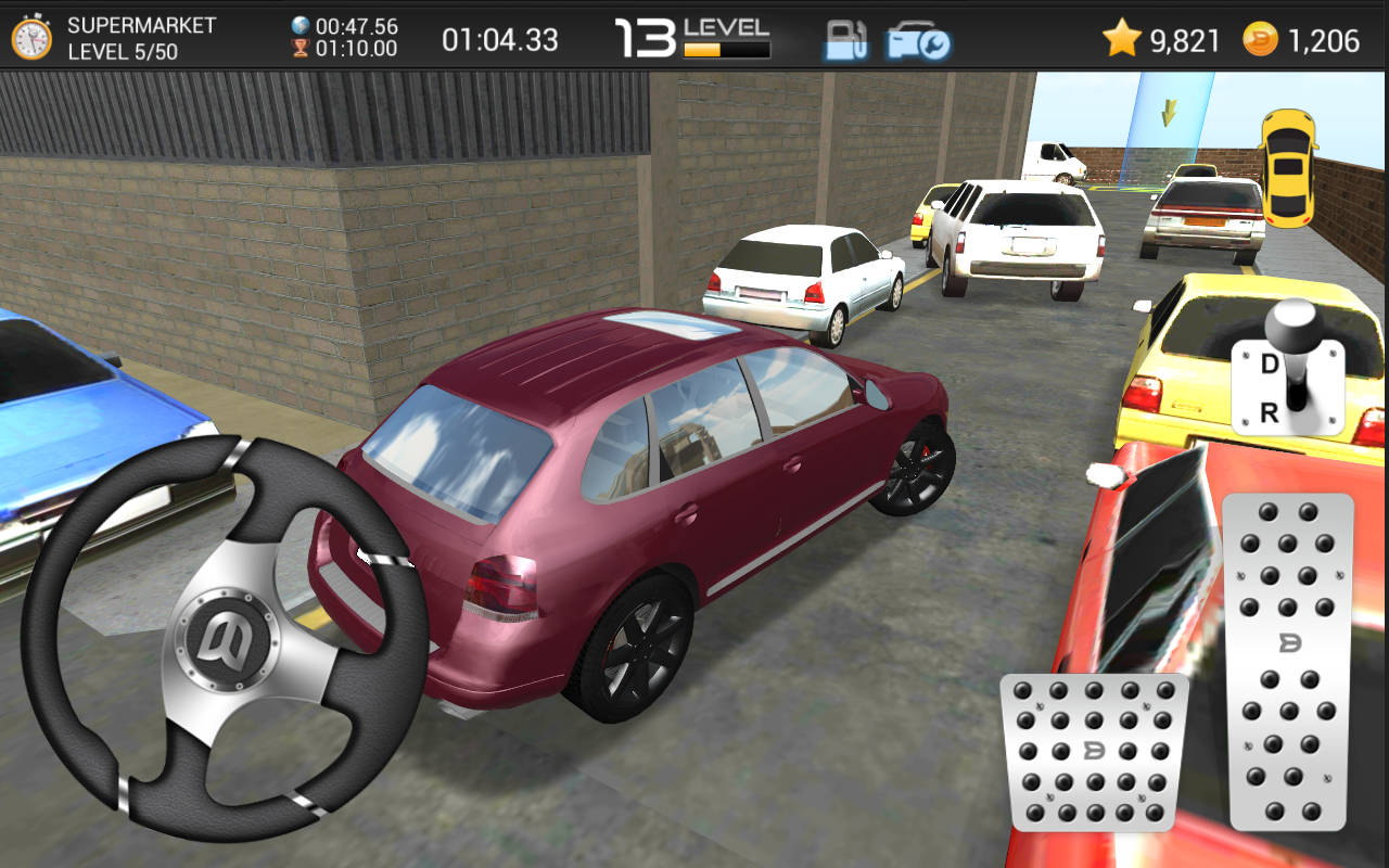 Game Car Parking D For Pc