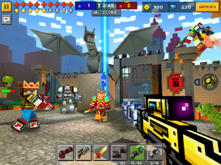 Pixel Gun 3D Pocket Edition v11.4.1 Mod Apk (Money/Gems) Terbaru