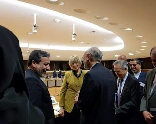 وزير الخارجية إيراني: التعاون النووي جزء مهم من العملية