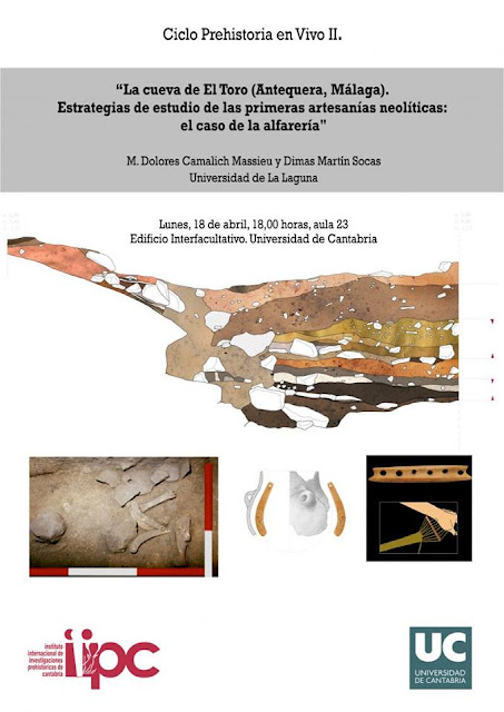Ciclo de Prehistoria en vivo II
