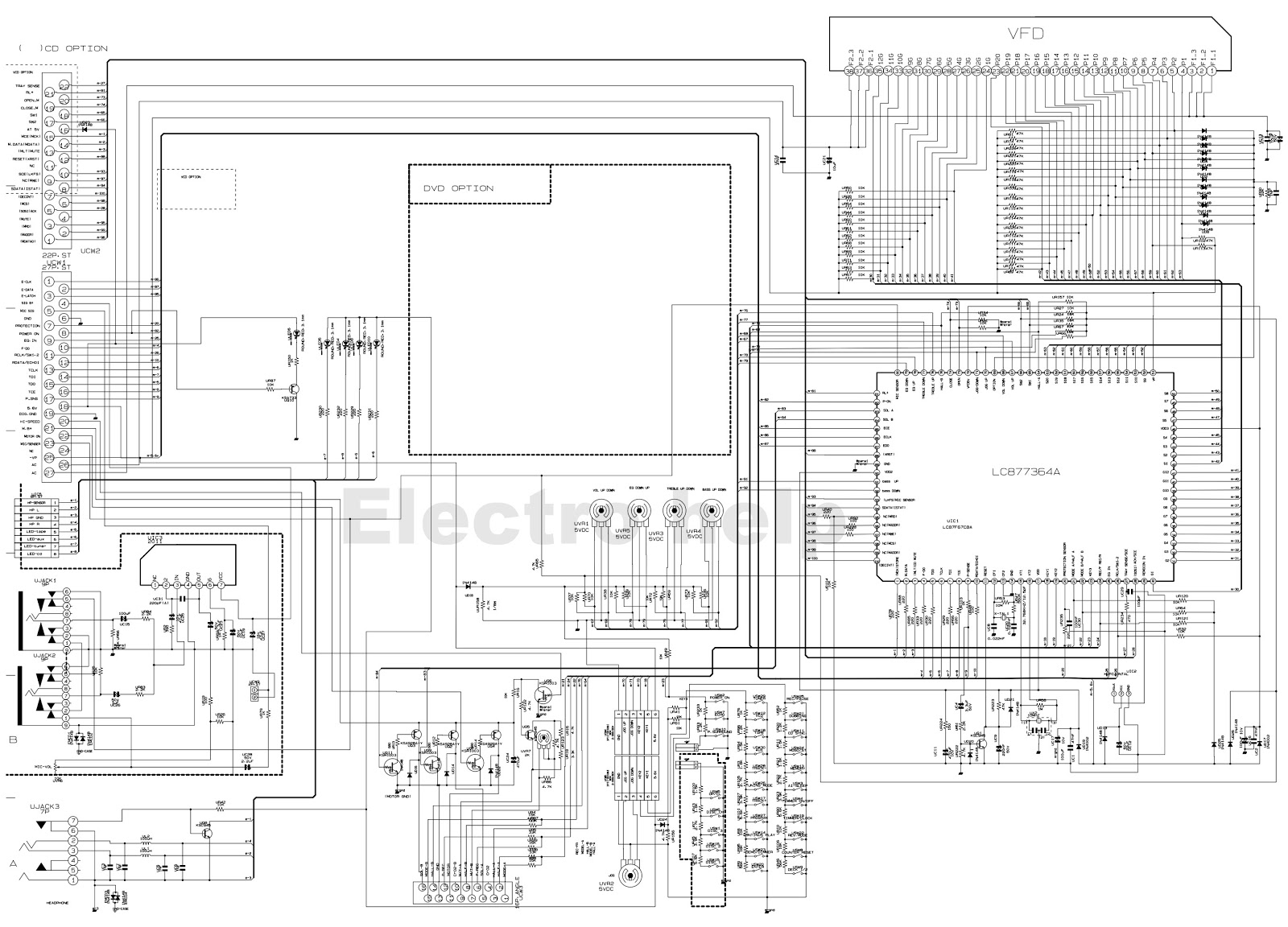 Manguonblog Thng Hai 2016 Electronic Circuit Diagram Tv Vertical Using La78041 La78040 Schematic Click On The Schematics To Zoom In