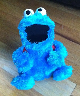 The Day that Cookie Monster Went Down ~ TheQuirkyConfessions.com