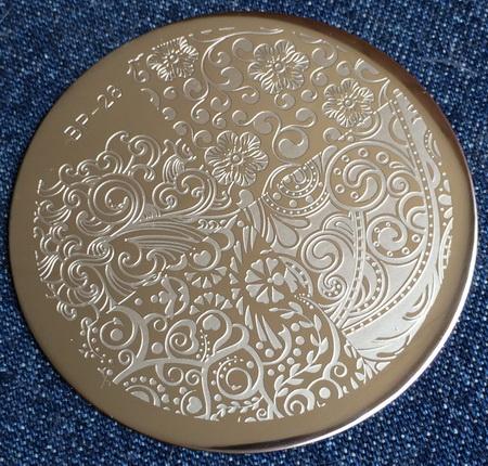 BP-28 stamping plate