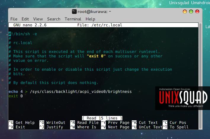 How To Save Screen Brightness Settings In Ubuntu - Linuxslaves