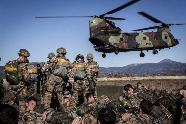 Estados Unidos aprueba la venta a España de 17 helicópteros CH-47 Chinook de la versión F