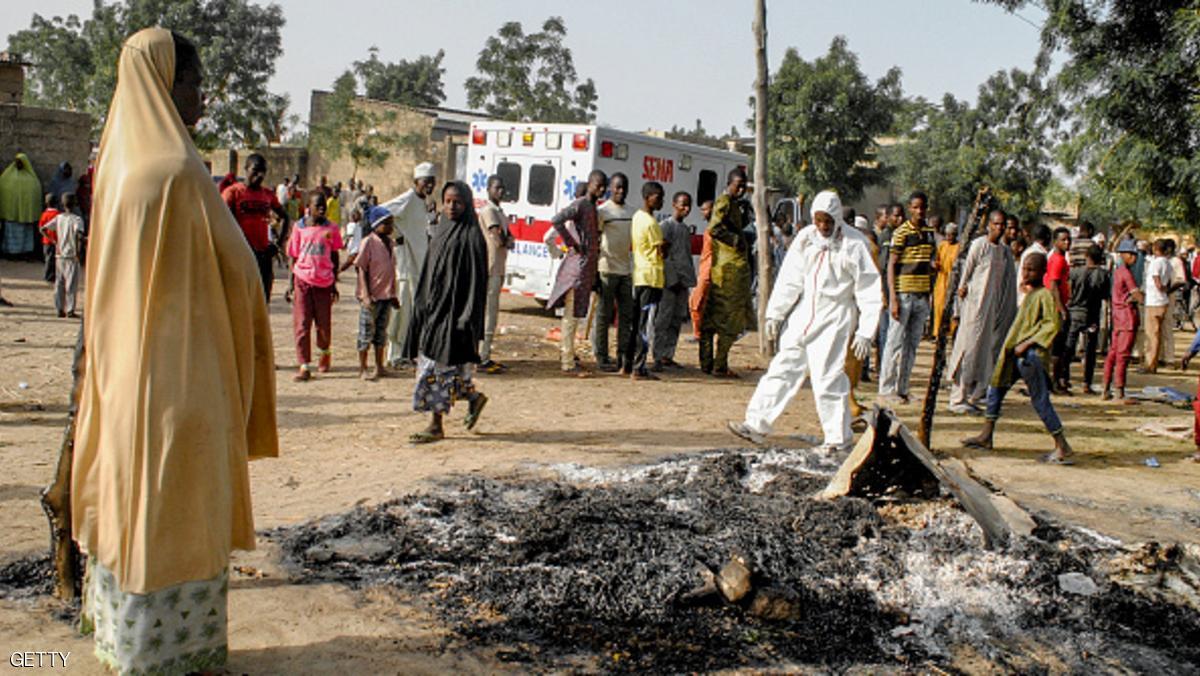 ثلاث انفجارات في نيجيريا توقع قتلي وجرحي شرق البلاد