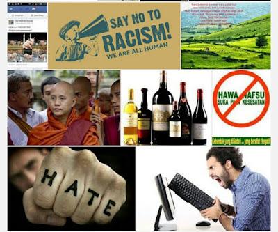 Bahaya Menyebar Kebencian