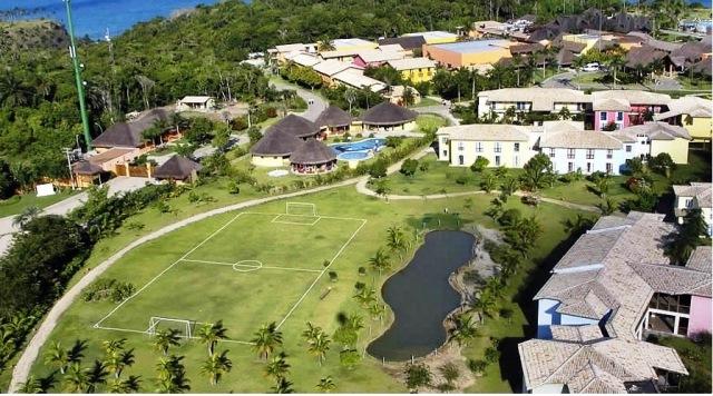 O Resort possui sistema All Inclusive, localização privilegiada e irresistível. O Club Med Trancoso fica de frente para o mar situado em cima de falésias na praia de Taipe