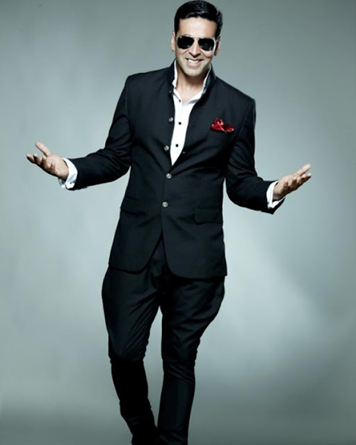 Akshay Kumar Height and Weight and Body Measurements