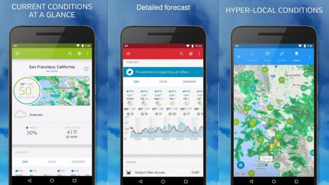 دون علمهم.. تطبيق صيني للطقس يجمع بيانات سرية من هواتف البريطانيين