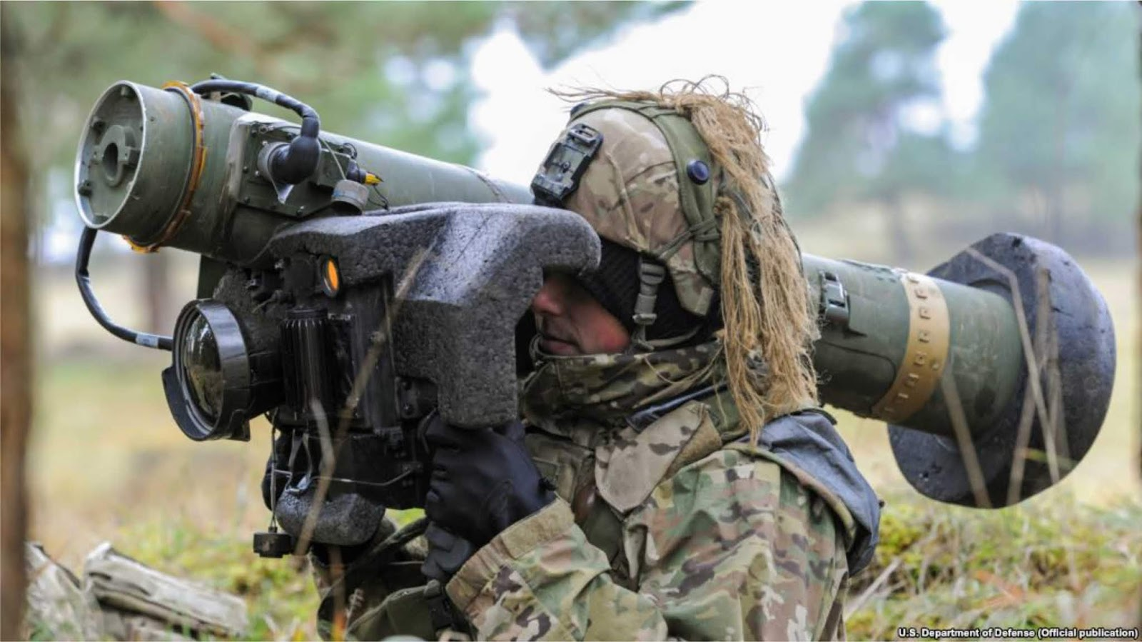Javelin Amerika akan berusaha menggeser Spike Israel di India