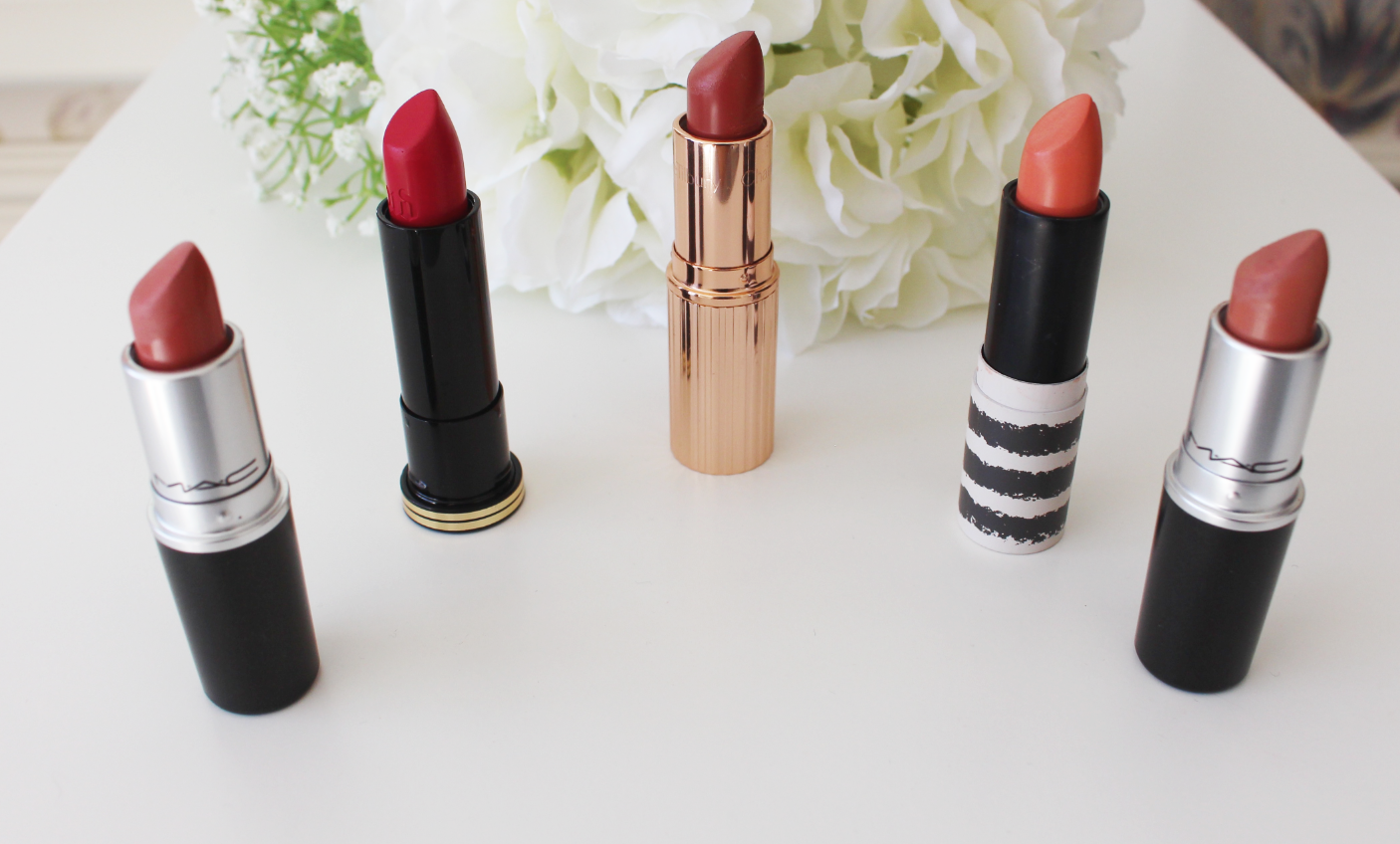 Lipsticks, MAC, Urban Decay, Top Picks
