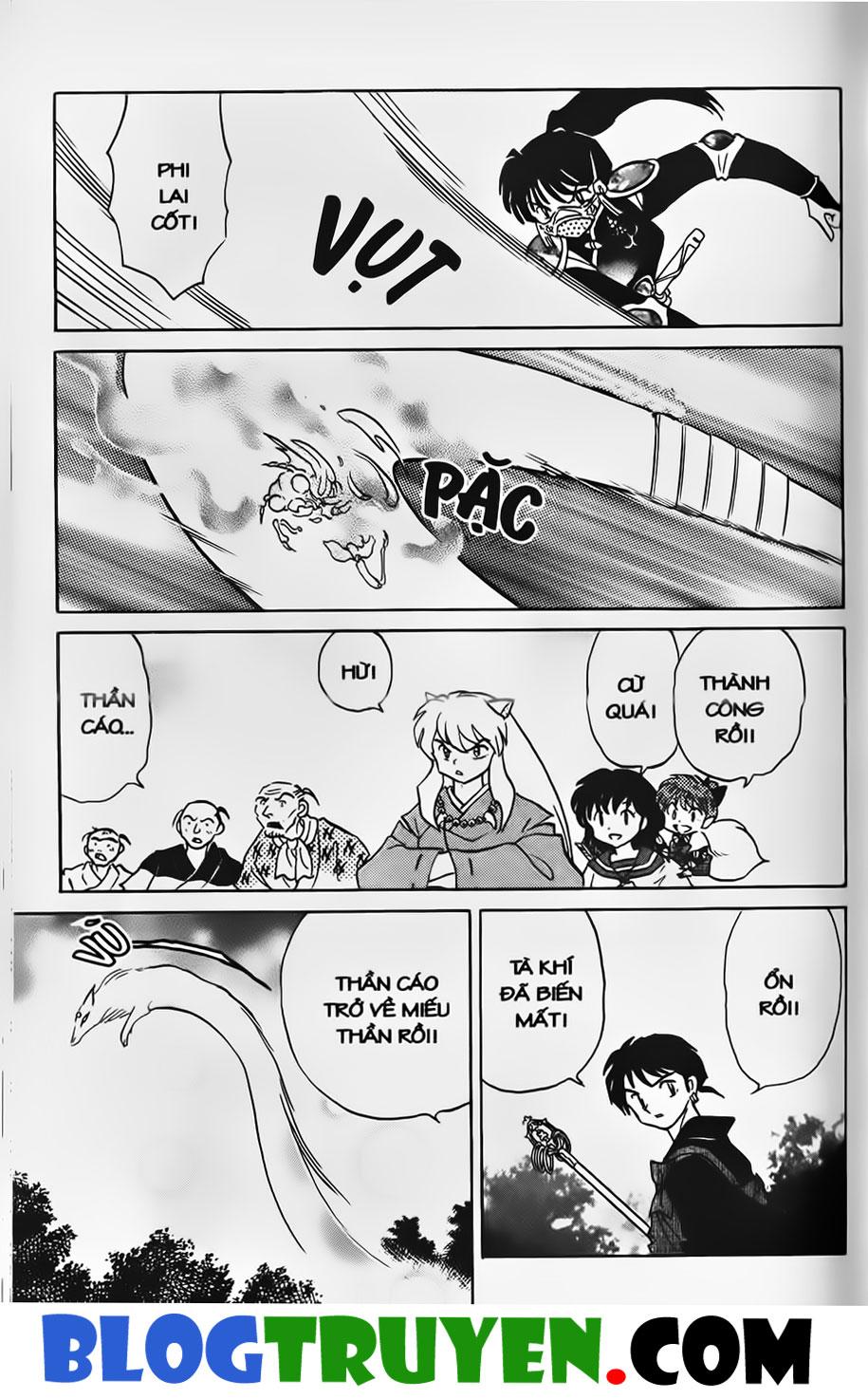 Inuyasha vol 34.5 trang 6