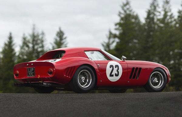 Ferrari 250 GTO by Scaglietti de 1962