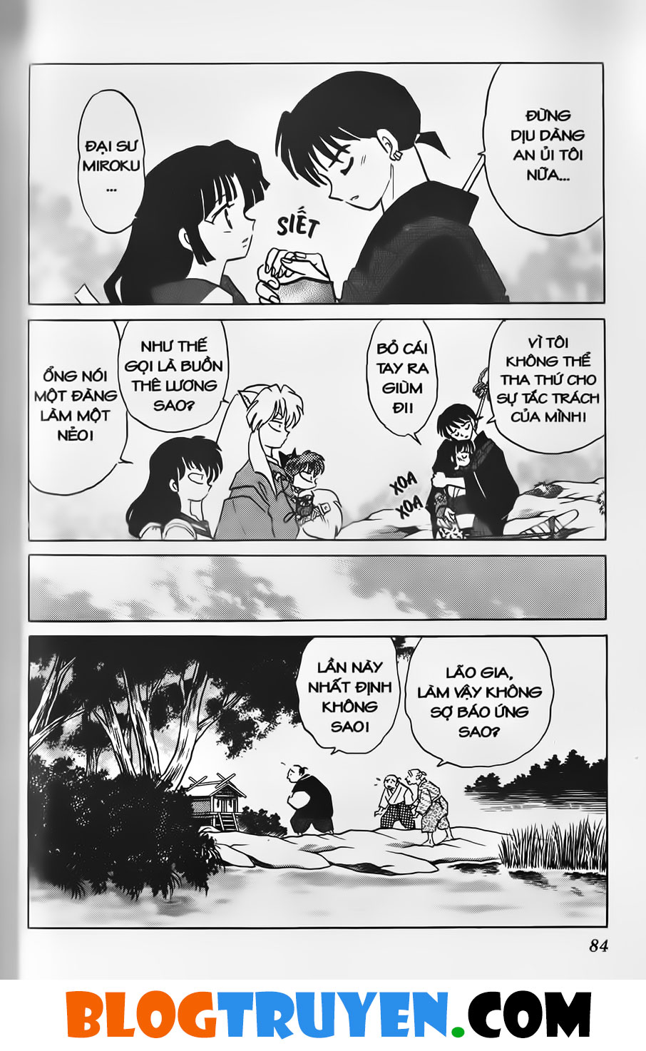 Inuyasha vol 35.5 trang 9