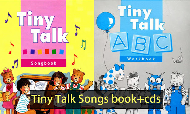 Tiny Talk Songs book+cds