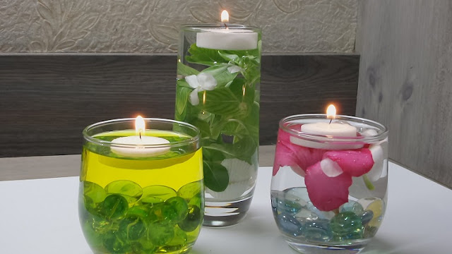 Floating Candles 3