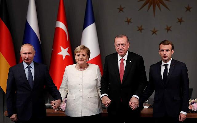 Ο Ερντογάν υπαγορεύει τον ρυθμό και οι Ευρωπαίοι χορεύουν