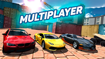 Download Multiplayer Driving Simulator MOD APK v1.09 Full Hack Android Unlimited Money Terbaru 2018