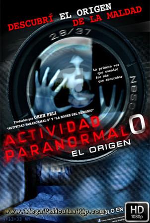 Actividad Paranormal 0: El Origen [1080p] [Latino-Japones] [MEGA]
