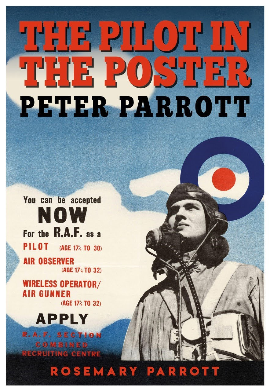 The Pilot in the Poster