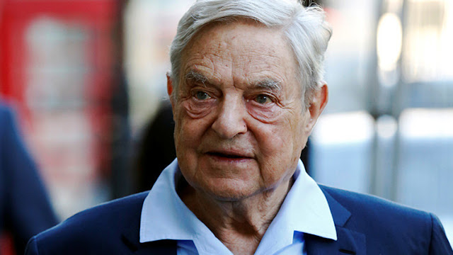"""Filtran una lista de periodistas españoles """"pro-rusos"""" enviada a George Soros"""