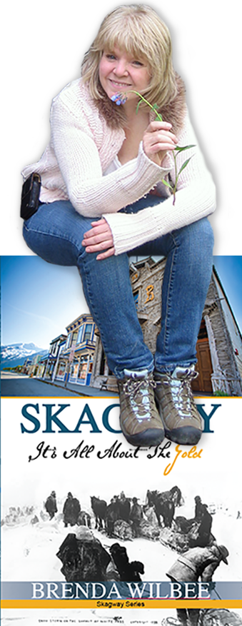 SKAGWAY: IT'S ALL ABOUT THE GOLD -- now on sale!