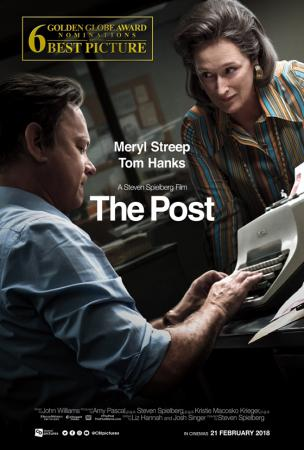 Jadwal THE POST di Bioskop