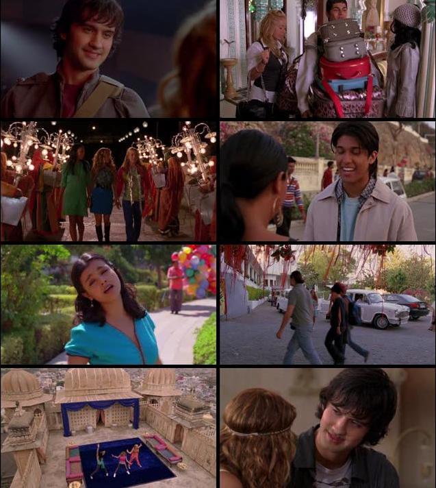 The Cheetah Girls: One World 2008 Dual Audio Hindi 720p BRRip