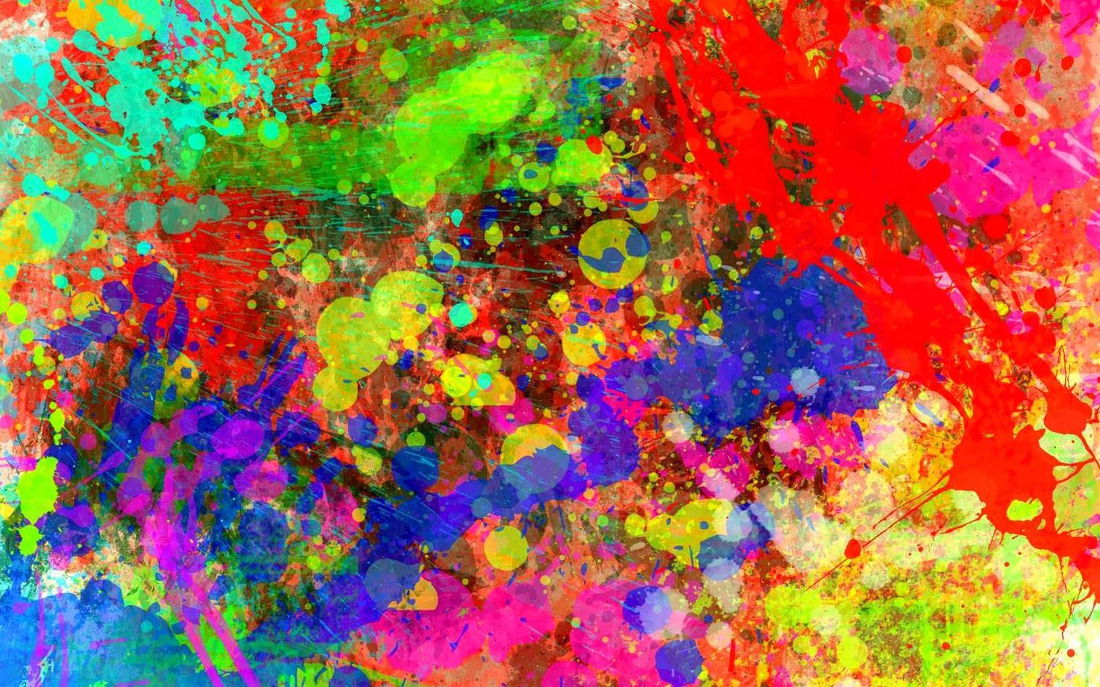 Color Splash Wallpapers - Top Wallpaper Desktop