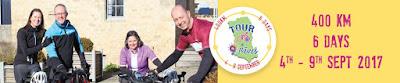 French Village Diaries Tour de Rêves charity bike tour Deux-Sèvres